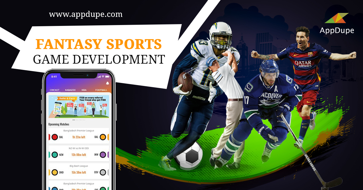 Fantasy Sports Game Development