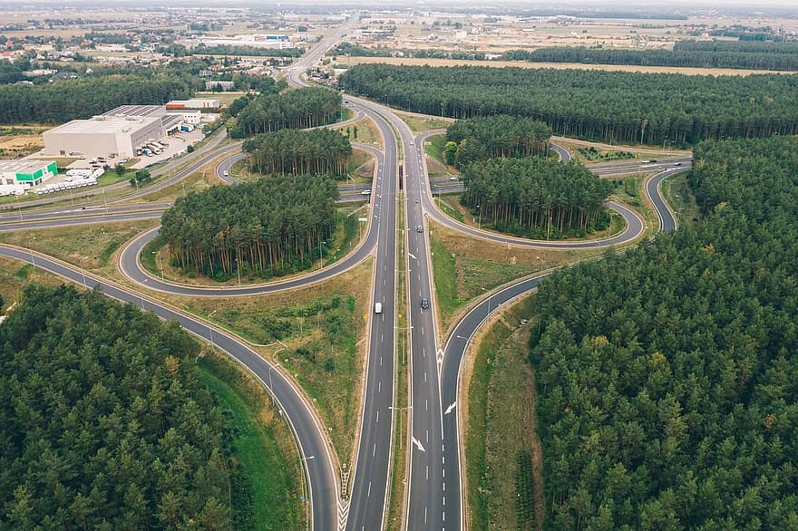 Road Construction and Monitoring Using Drone Technology