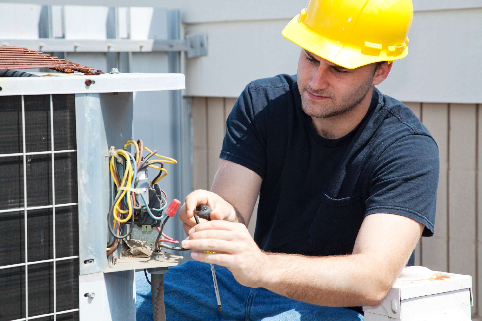 Residential HVAC contractors near me