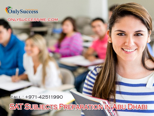 SAT Test Preparation in Sharjah