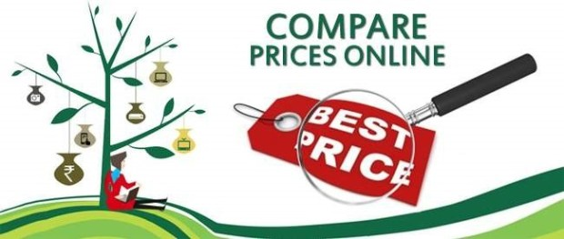 Always Compare Products Before Buying Online!