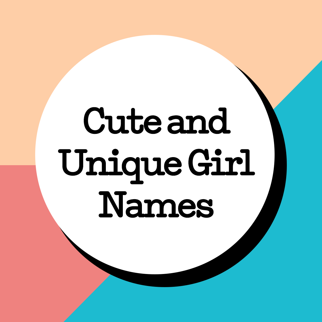 Name Ideas for Girls