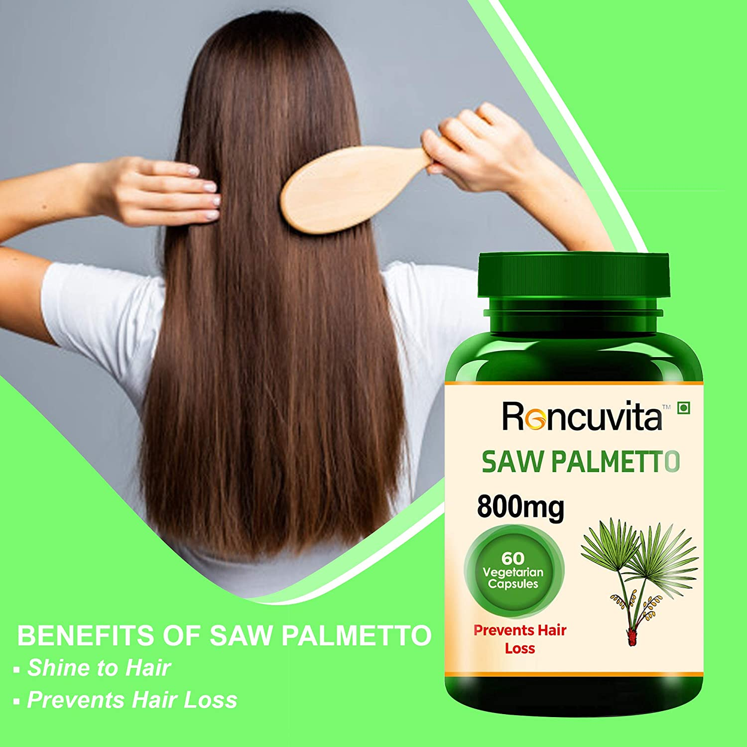 3 Health Benefits Saw Palmetto for Hair