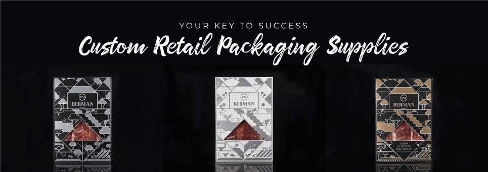 Your Key To Success: Custom Retail Packaging Supplies