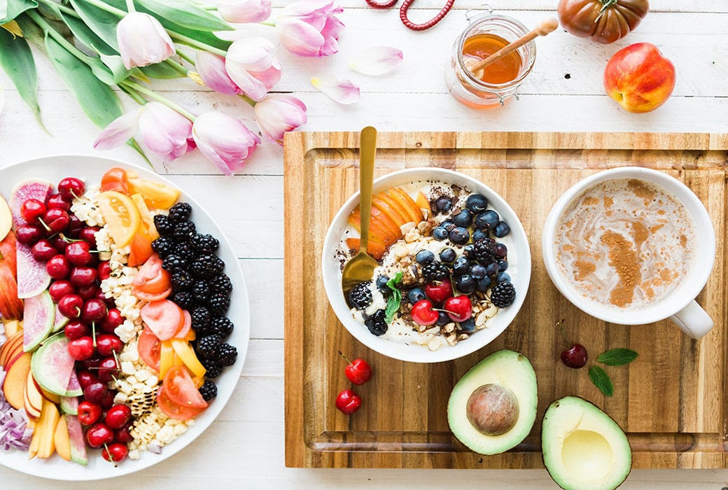What do you do to develop Healthy Eating Habits?