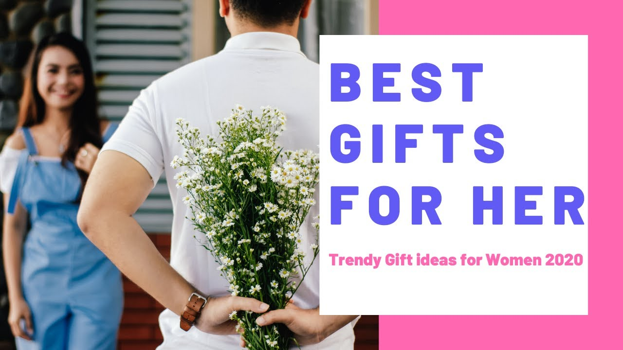 trendy gifts for her 2021