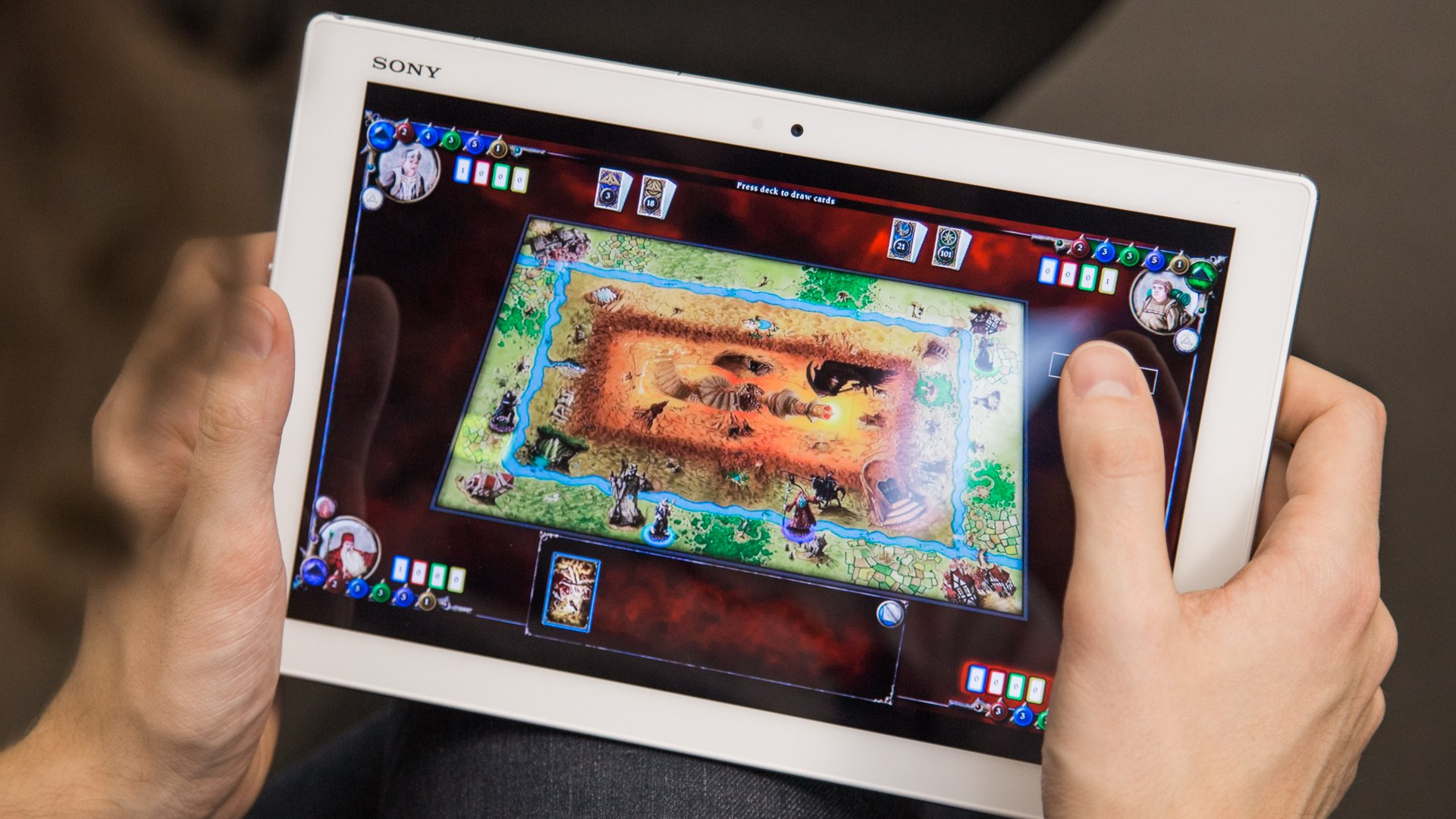 Android Tablet Games