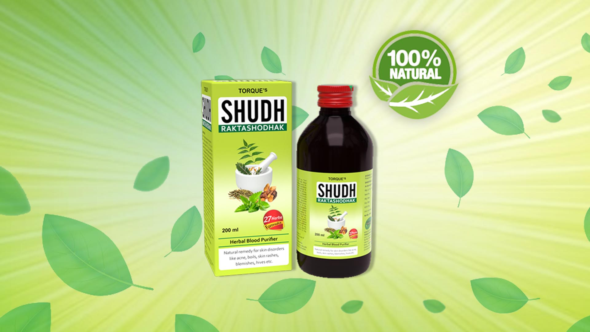 best syrup for blood purification.