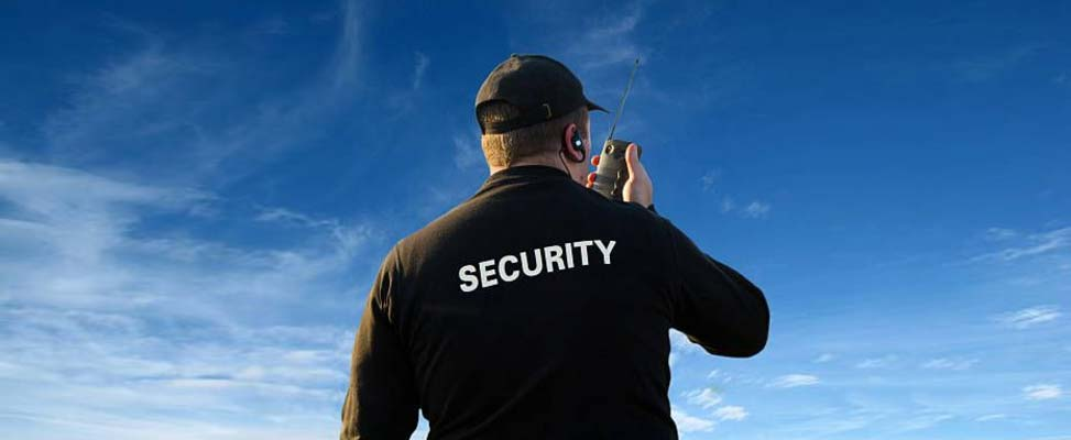 Security guard in Houston