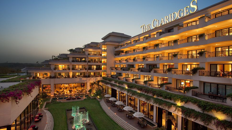 Top 6 hotels in India