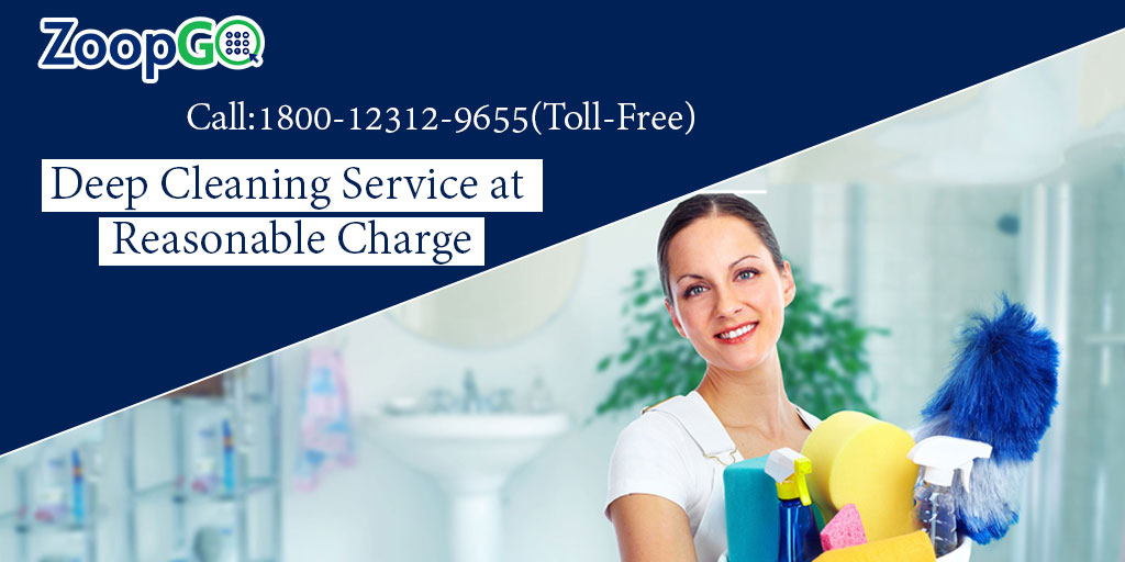 Cleaning Services in Faridabad.