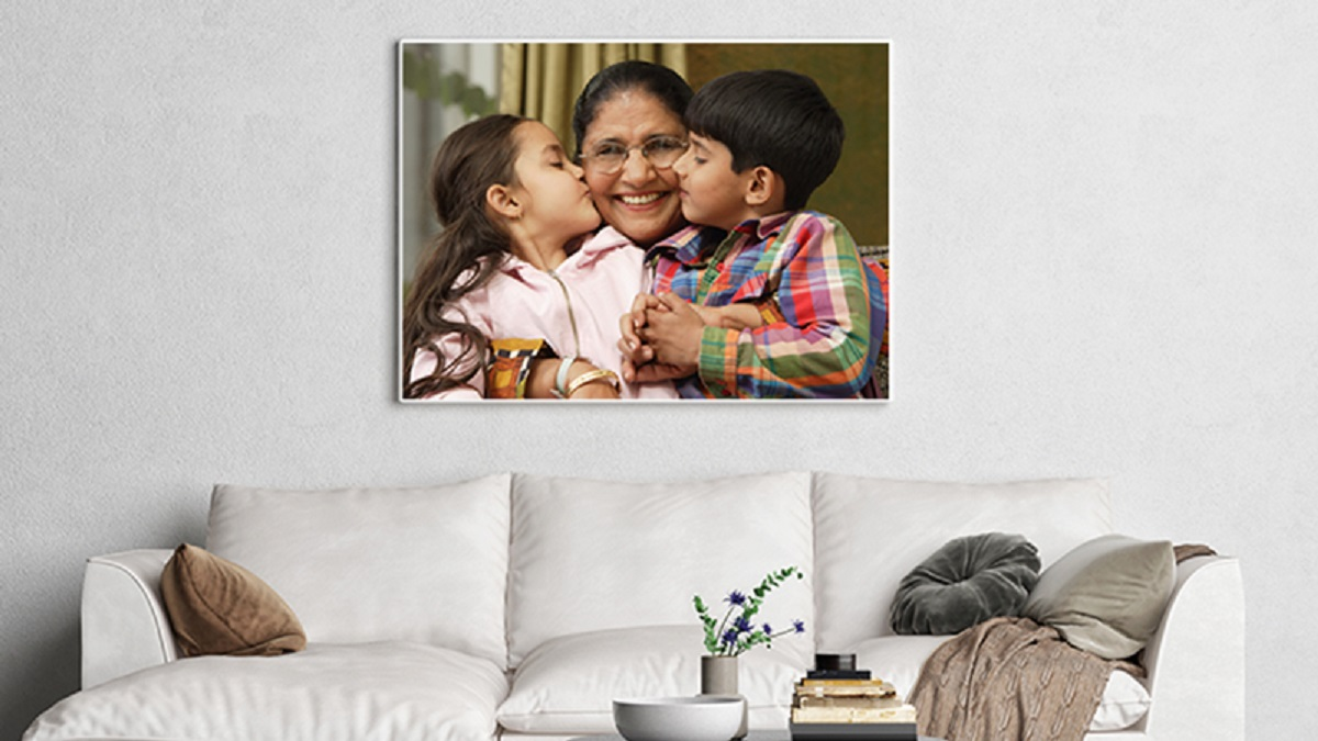 Canvas prints for home