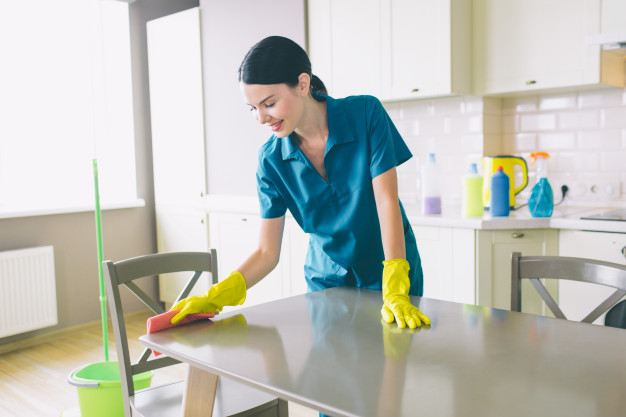 home cleaning services chevy chase md