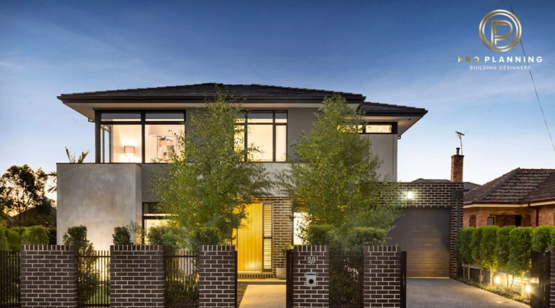 house architects in Melbourne