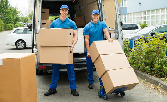 long distance removals in Manchester