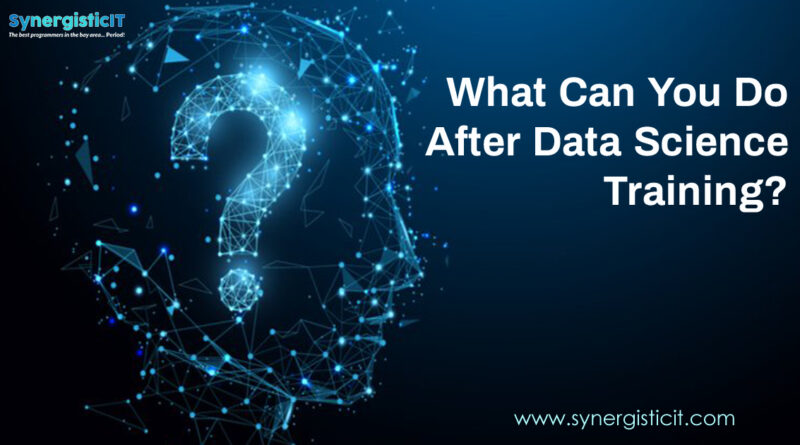 What Can You Do After Data Science Training