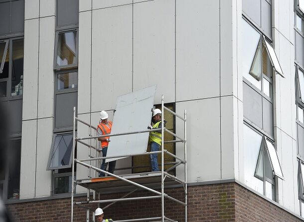 Combustible Cladding Replacement
