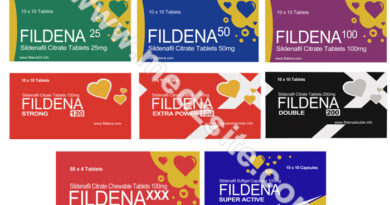 Fildena Pills – A Perfect Solution for Impotence and Pulmonary Hypertension-MEDZSITE